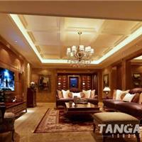 重庆渝北洋房装修公司 龙湖源著底跃设计