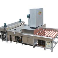 供应行业领先弘泰鑫QX1600D镀膜玻璃清洗机