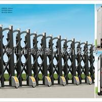 供应铝型材伸缩门领航门