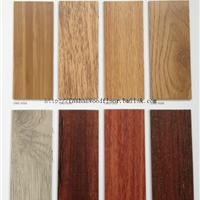 厂家佛山直销木纹防水耐磨办公室展厅胶地板