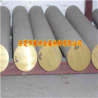 美国高精密C52100磷铜棒
