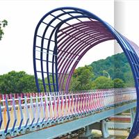 钢结构桥梁人行天桥