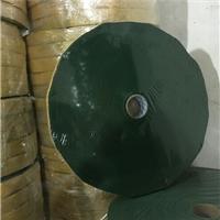供应绿绒刺皮包辊带