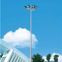 厂家供应大功率LED光源带自动升降高杆灯