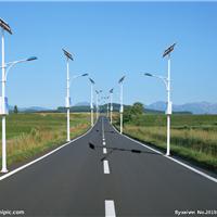 供应四川30w6m标配道路照明太阳能路灯