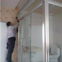 供应厂家批发钢化玻璃移门免加盟费