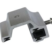 供应铝合金耳挂R型背栓干挂件大理石幕墙