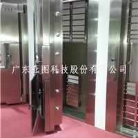 青岛文物房金库门 烟台博物馆金库门