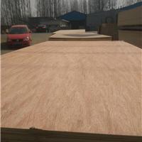 2-20mm科技木面皮的胶合板供应