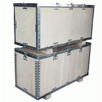 供应潍坊曲轴出口专用钢边箱