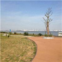 木塑材料防滑地板145H21C塑木空心地板材料