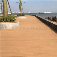 木塑地板140H25C户外专用地板生态木地板厂