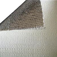 供应连云港保温铝箔布 耐高温铝箔布