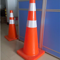 供应交通施工防撞路锥 发光路锥