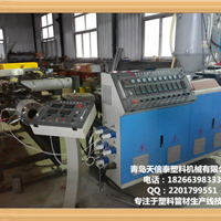 HDPE塑料波纹管生产线,线束管生产设备