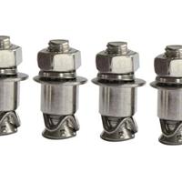 供应优质品牌不锈钢背栓螺丝 敲击式M6M8