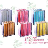 上海空调中效过滤网,布袋式过滤器