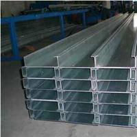 供甘肃兰州c型钢公司,价格