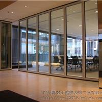 喜来沃活动隔断玻璃屏风 折叠门