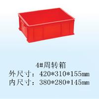 食品环保级运输箱 水果蔬菜包装箱 零件箱