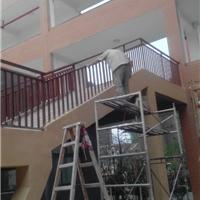 武汉佳佳真石漆水包水外墙涂料施工基层处理