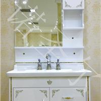 杭州诺圣尔高档PVC浴室柜N-6018供应