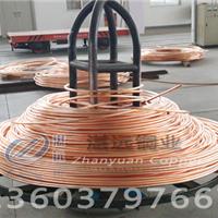 供应洛铜TU1无氧铜丝紫铜线黄铜线白铜线