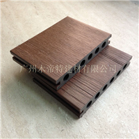 户外木塑地板共挤二代塑木地板 共挤地板