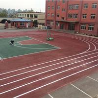 供应大连篮球场划线跑道线专业施工