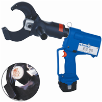 供应地下电缆施工ES85-DQ充电液压电缆切刀