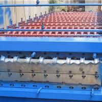供应双层彩瓦机设备850/900型压瓦机