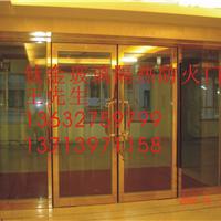 广东大玻璃隔热防火门厂家直销全国各地