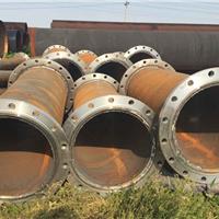 供应排水用两端焊法兰国标螺旋钢管