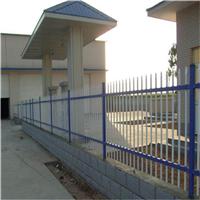 批发插拔锌钢护栏 用于小区别墅厂区