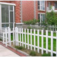 供应PVC草坪保护护栏 城市绿化护栏必备品