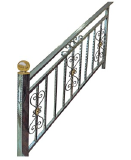 供应彩色艺术不锈钢楼梯扶手