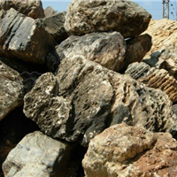 千层石,岳阳溪流湖岸千层石,假山石厂家