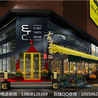 大悦城ETC咖啡厅-成都主题咖啡厅装修设计