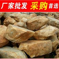 台面石园林石,泰州小区景观黄蜡石,景观石