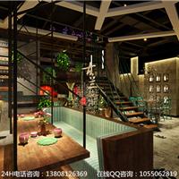 时光花园咖啡厅-成都专业咖啡厅装修设计