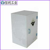 供应实验室强酸碱储存柜佰利12加仑PP酸碱柜