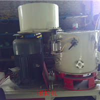 供应恒温塑料团粒机