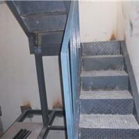 供应宁波市海曙区钢结构楼梯――阁楼定做