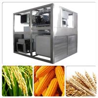 谷物烘干机设备商用高温热泵循环热风烘干机