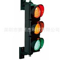 100mmLED小型停车场、单通道道路交通信号灯