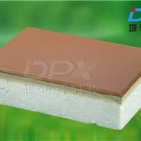 供应仿金属颜色保温装饰板战略合作伙伴