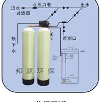 供应唐山富莱克软水器 锅炉空调软化水设备