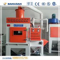 四川厂家专业生产、平面输送式喷砂机