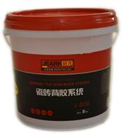 供应碱克瓷砖背胶超强粘性施工便捷耐水性好