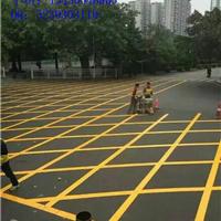 供应深圳小区停车位划线施工队